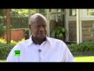 Africa still struggling against hegemonism, we find support from Russia & China – Uganda's presi...