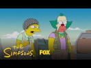 Krusty Gets Bombarded With Questions | Season 30 Ep. 14 | THE SIMPSONS