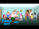 Bob's Burgers Makes An Appearance | Season 17 Ep. 13 | FAMILY GUY